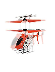cheap -induction 3.5-channel remote control helicopter shatterproof light alloy