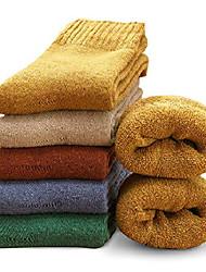 cheap -5 pairs ladies thermal socks, womens warm wool socks for winter, uk size 4~8