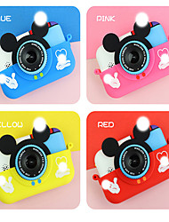 cheap -Children's Camera 2.4 Inch Ips Screen High-definition Digital Camera Kids Cartoon Camera Birthday Gifts Christmas Gifts Boys And Girls