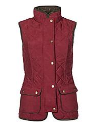 cheap -women scarlet gilet, red (burgunderfarben), 6 (manufacturer size: 34 eu)