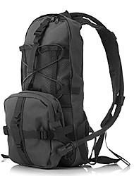 cheap -men's hydration pack water rucksack backpack bladder bag bike/hiking climbing pouch (black)