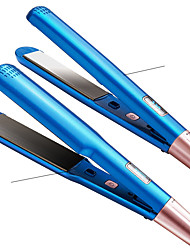 cheap -Dual-purpose Ceramic Hair Straightener With Lcd Display Multi-function Hairdressing Styling Curling Splint