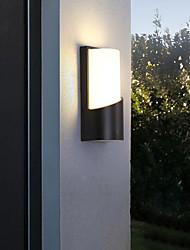 cheap -Outdoor Wall Lights Waterproof Wall-mounted Lights Outdoor Iron Wall Light 110-120V 220-240V 10 W
