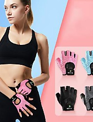 cheap -Workout Gloves Sports Exercise & Fitness Portable Anti Slip Durable Full Palm Protection & Extra Grip Breathable For Men Women