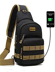 cheap -men oxford casual crossbody shoulder bag travel bag