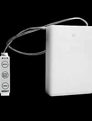 cheap -1pc diy aa white battery box with 3-key mini rgb controller for 5050 2835 rgb strip light dc5v