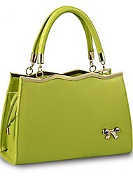 cheap -satchel women's top-handle cross-body handbags girl messenger bags purses (green)