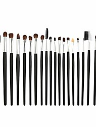 cheap -makeup brush professional eye shadow powder foundation eyebrow lip makeup brush set blend eyeline beauty cosmetic eyes make up brushes tool kit. by  (color : as show, size : one size)