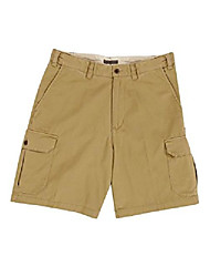 cheap -men's empire washed twill cargo short