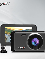 cheap -Anytek X31 1080p Boot automatic recording Car DVR 140 Degree Wide Angle Dash Cam with Car Recorder