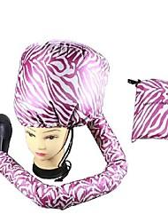 cheap -hair dryer hair dryer cap golden warm hood baked oil drying cap heating cap coaxing cap printing hair styling cap