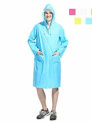 cheap -Men's Women's Waterproof Hiking Jacket Rain Jacket Outdoor Waterproof Lightweight Windproof Breathable Raincoat Top Fishing Climbing Camping / Hiking / Caving Please consult customer service for