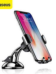 cheap -BASEUS Phone Holder Stand Mount Car Dashboard Car Cup Holder Phone Holder Vehicle Center Console Phone Accessory iPhone 12 11 Pro Xs Xs Max Xr X 8 Samsung Glaxy S21 S20 Note20