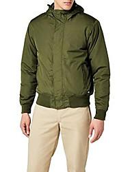 cheap -men's cornwell raincoat, green (olive green og), x-small (manufacturer size: xsmal)