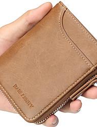 cheap -baellerry men multifunctional short wallet card holder