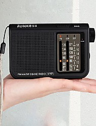 cheap -6123 fm/mw/shortwave/three-band portable pointer fm/mw/sw radio