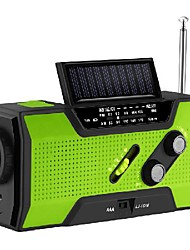 cheap -portable solar radio with usb interface solar radio