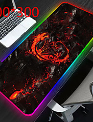 cheap -esports mouse pad 700 * 300 * 4 mm gaming mouse pad / keyboard pad / large size desk mat rubber dest mat