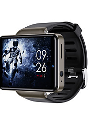 cheap -696 DM101 Men's Smartwatch Smart Wristbands WIFI Bluetooth Heart Rate Monitor Sports Hands-Free Calls Video Camera Call Reminder Activity Tracker Sleep Tracker Alarm Clock