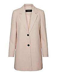 cheap -women's vmdafnelisa 3/4 jacket col, sepia rose, l