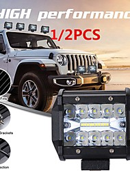 cheap -Car LED Working Lights LED Integrated Light Bulbs 200 W For universal All years 1/2pcs