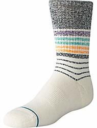 cheap -kids robert socks, off white, l