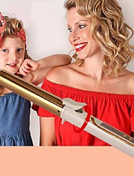 cheap -portable curling iron 25mm large curling does not hurt your hair ceramic curling iron hair salon rotating curling iron wave curling artifact
