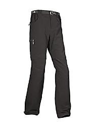 cheap -unknown milo men's maloja pants, black, 2x-large