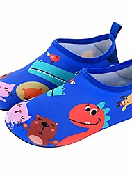cheap -kids cartoon beach shoes diving shoes snorkel socks bathing shoes skinny barefoot soft shoes non-slip floor socks early education shoes toddler water shoes;