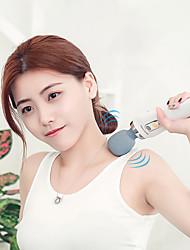 cheap -mini massage stick charging type vibration massage hammer multifunctional massage stick portable massager