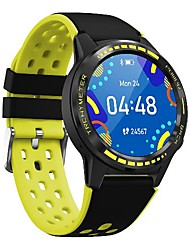 cheap -M7S Men's Smartwatch Fitness Running Watch WIFI Bluetooth GPS Blood Pressure Measurement Hands-Free Calls Compass Information Pedometer Call Reminder Find My Device Alarm Clock Barometer
