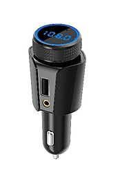 cheap -T18 Bluetooth 5.0 FM Transmitter FM Transmitters Car