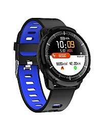 cheap -Waza S10 FS10 Full Touch HD Screen IP67 Wristband Blood Pressure and Oxygen Monitor Weather Display Smart Watch Sports Watch