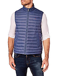 cheap -men's packable down vest jacket, blue (vintage indigo ck1), xxx-large (manufacturer size: xxxl)