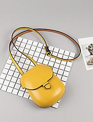 cheap -women faux leather shell bag leisure shoulder bag bucket bag