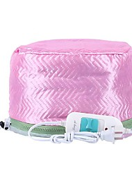 cheap -pink-water ripple-british standard hair care eight beauty satin three-speed electric heating cap temperature adjusting perm cap hair evaporation cap dyeing and oiling