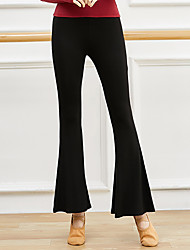 cheap -Activewear Pants Ruching Solid Women's Training Performance High Modal