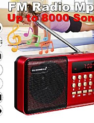 cheap -kk-f62p music player for the elderly to listen to the theater card speaker radio campus radio