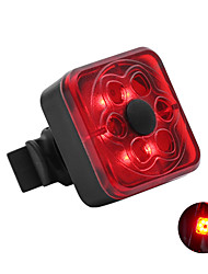 cheap -LED Bike Light Waterproof LED Light Bulbs Safety Light Bicycle Cycling Waterproof Professional USB Charging Output Dust Proof Li-ion 400 lm Red Cycling / Bike / 360° Rotation