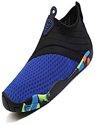 cheap -barefoot water shoes beach shoes women mens kids sports aqua shoes swim shoes for beach boating fishing yoga diving surfing with quick dry blue