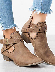 cheap -women cross strap hollow out casual zipper ankle boots