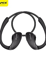 cheap -AWEI A885BL Neckband Headphone Bluetooth4.0 Stereo Waterproof IPX4 for Sport Fitness
