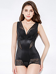cheap -beauty g-meter lace one-piece body shaperwear postpartum abdomen waist legs hip body corset lingerie