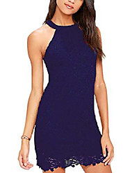 cheap -women's a-line sleeveless dress small - - uk 10