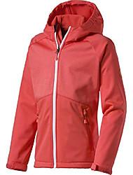 cheap -kids billy ii jacket, red wine / melange / red, 128