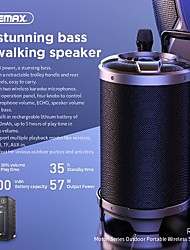 cheap -remax rb-x6 bluetooth subwoofer waterproof outdoor portable for