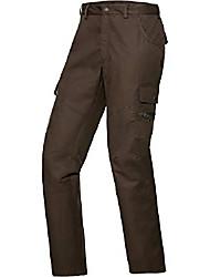 cheap -hydro summer hunting trousers dark olive, 62 (eu)