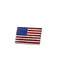 cheap -american flag lapel pin (3 sizes)