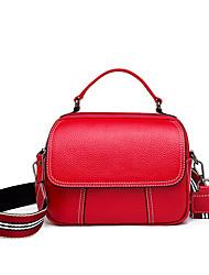 cheap -Women's Bags Crossbody Bag Shopping Office & Career Handbags MessengerBag Black Red