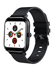 cheap -Long Battery-life Smartwatch for Apple/Android Phones, Sports Tracker Support Bluetooth Call/Heart Rate&Blood Pressure Measure